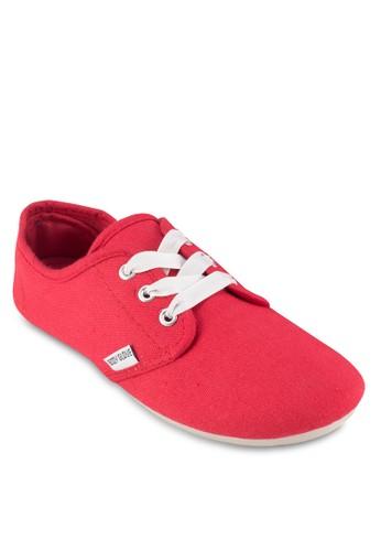 Pheon zalora退貨撞色繫帶運動鞋, 女鞋, 鞋