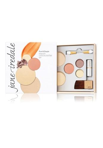 Jane Iredale Pure & Simple Makeup Kit - Light JA379BE64CILSG_1
