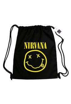 Nirvana Drawstring Bag