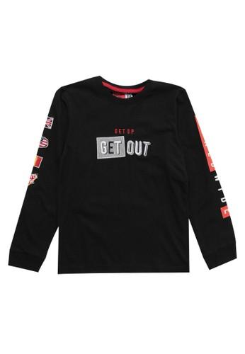 Twist Kids black Ts 1210 Obl Pj Boutdoor 518CAKAA99C8FAGS_1