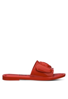 9b6a79b0c39a2 Melissa red Melissa Ad Hello Kitty Ad Sandals 54734SH37114DFGS 1