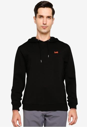 Lee black Long Sleeve Sweatshirt 02E2BAA6292BC4GS_1