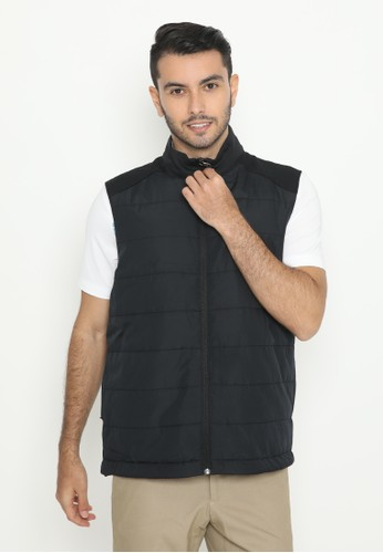 Jack Nicklaus black Killeney Premium Vest FAAB7AAFC42C0FGS_1