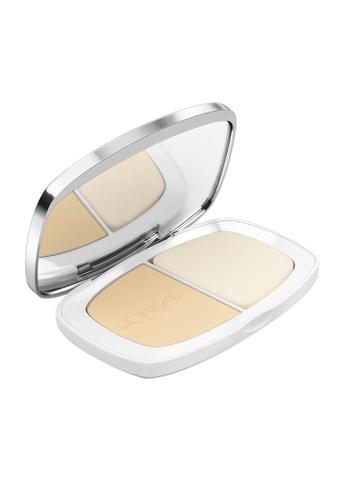 L'Oréal Paris beige L'Oreal Paris True Match Two Way Powder Foundation Refill G2 Gold Ivory ED42EBE580B68AGS_1