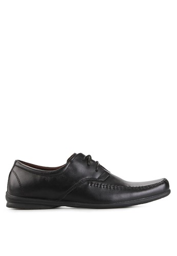 Cavallero black Octav Formal Shoes CA263SH37FEKID_1