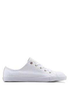 fdae5c4f8d9 Converse white Chuck Taylor All Star Dainty Summer Palms Ox Sneakers  0B434SH0F10B90GS_1