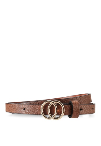 Call It Spring brown Saussa Belt 2676EACC250F47GS_1