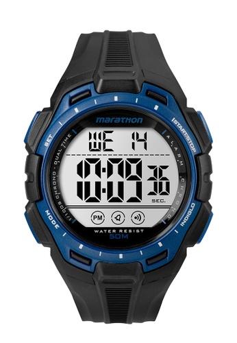 TIMEX black Timex Marathon® Full-Size - TW5K94700 TI205AC0RDK5MY_1
