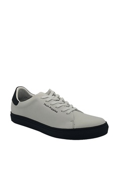 6608045a72 Hush Puppies Hush Puppies Kenneth Sneaker In Navy S  149.00. Sizes 7 8 9 10  11