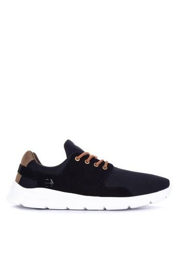 Etnies black Scout Xt Sneakers 42B43SHF18897EGS_1