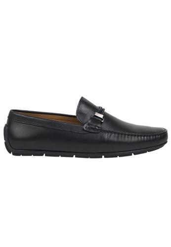 Tomaz black Tomaz C319 Braided Buckled Loafers (Black) 419FBSHBC9776FGS_1