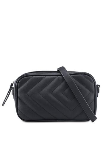 b1d4f5b612b Dorothy Perkins black Black  Lola  Crossbody Bag FCF26AC46959D2GS 1