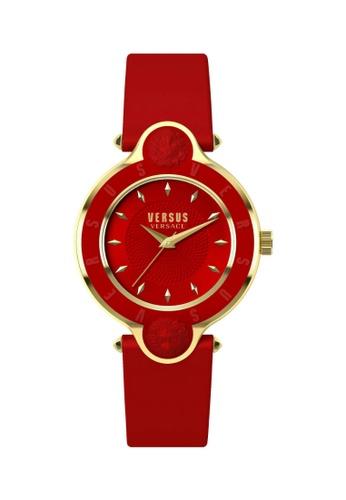 Versus red Versus New Logo Red Women VESCF060016 7C700ACAC84655GS_1