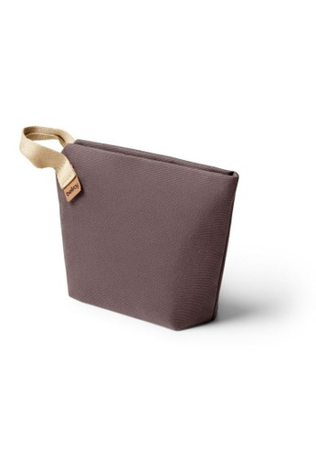 Bellroy brown Bellroy Standing Pouch - Gumnut (Plant-Based / Leather-Free) 6AA58AC5E418D8GS_1