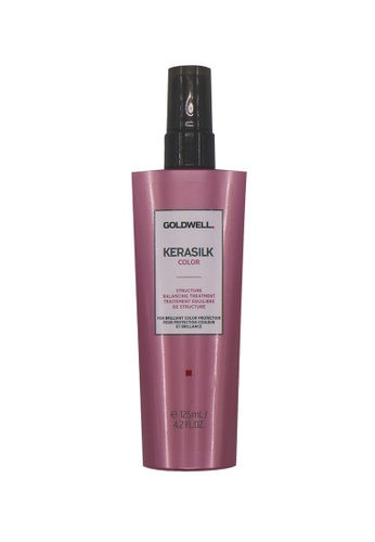 label.m pink Goldwell Kerasilk Colour Structure Balance Treatment 125ML 6090CBE14200F5GS_1