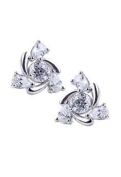 Starlet Silver Earrings