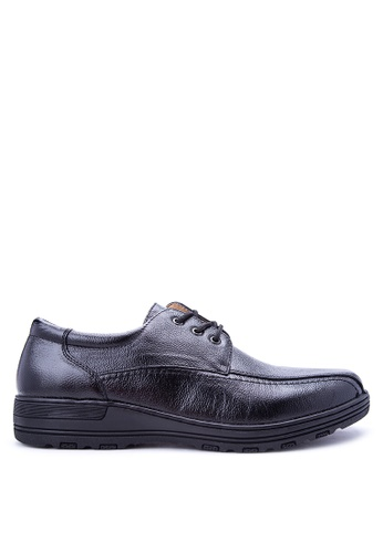Preview black Men's Formal Shoes PR211SH63WZWPH_1