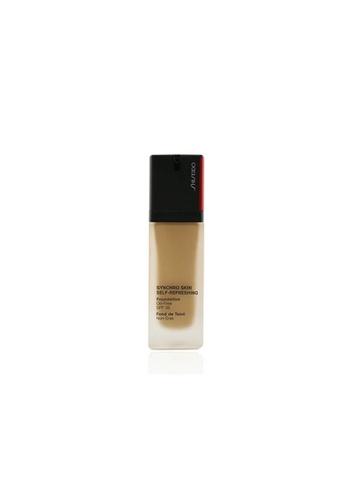 Shiseido SHISEIDO - 感肌同步持久粉底 SPF 30 - # 410 Sunstone 30ml/1oz AB7E5BEBC052E7GS_1