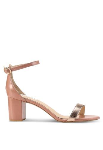 OCEEDEE 粉紅色 Sharon Heels 393ADSH3FF968BGS_1