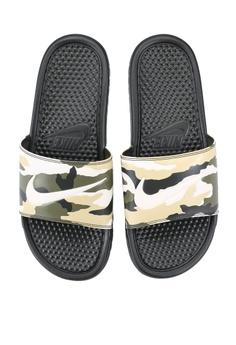 brand new 871e8 acd7f Shop Nike Sandals & Flip Flops for Men Online on ZALORA ...