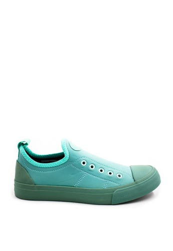 Pallas turquoise Pallas Jazz Star Slip On JS06-038 Turquoise A8F15SHE0E73ABGS_1