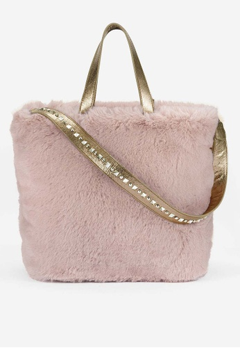 ASH pink ASH Secret Hobo Bag 4F136ACF262829GS_1