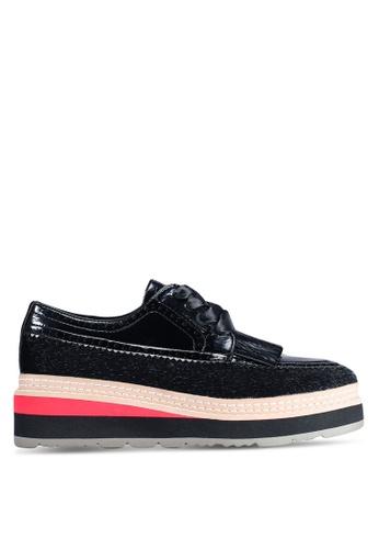 BETSY 黑色 Tarnia 牛津鞋 56E68SH6891014GS_1
