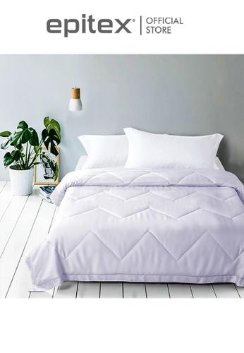 Epitex purple Epitex Eco Silk Quilt - Blanket MB3509 (Lilac) 57CF7HL195355EGS_1