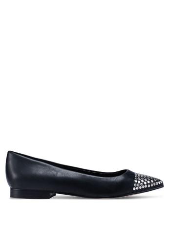 ALDO black Triredia Ballerina Flats 90358SH2C6E1F8GS_1