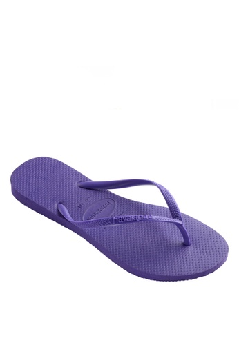 Havaianas purple Havaianas Slim Flip Flops D422ASH8587A1DGS_1