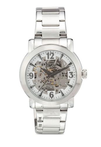 Stuhrling Original silver Stuhrling Canterbury 531G.33112 Watch 11066AC56ECB69GS_1