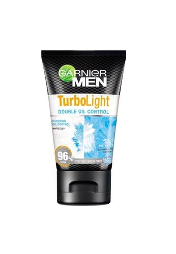 Garnier Garnier Men Turbo Light Oil Control All in 1 Brightening Moisturiser 40ml 84F89BE0CF5A69GS_1