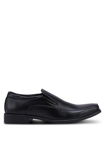 Rocklander black Solid Formal Shoes ED577SH53B3BFFGS_1