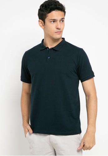 Tolliver navy Short Sleeve Polo Shirts B56F0AA34E69ACGS_1