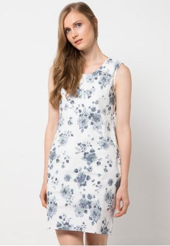 WISHFUL white Harin Dress WI930AA47SYMID_1