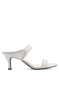 f1c309b0596 Spiffy beige Open Toe Heels 9FB1DSHEE709DFGS 1