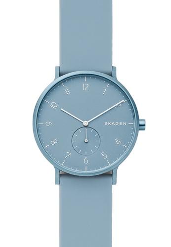 Skagen blue Aaren Kulor Watch SKW6509 C1050AC6249624GS_1