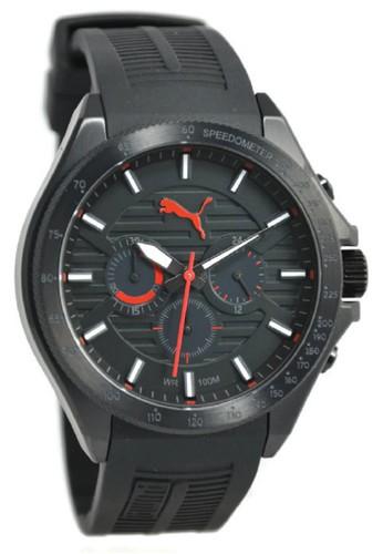PUMA Watches Puma Jam Tangan Pria Hitam Rubber Strap PU104021001  PU245AC45EAOID 1 9e176fae18