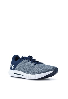 3a1088afdb8 20% OFF Under Armour UA Micro G Pursuit Twist Shoes S$ 99.00 NOW S$ 79.20  Available in several sizes