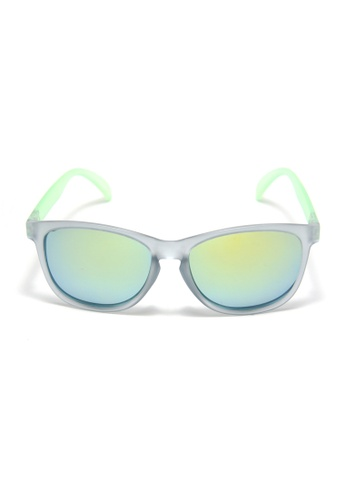 2i's to eyes grey and green 2i's Sunglasses - Leslie 2I983AC97OYWHK_1
