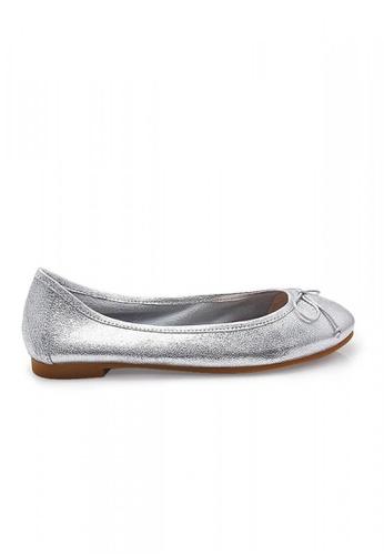 Elisa Litz silver Neu-Bethnal Flats (Silver) EL365SH57ZFYSG_1