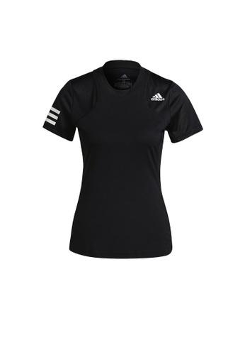 ADIDAS black adidas Club Tennis Tee 40A54AA813FA90GS_1