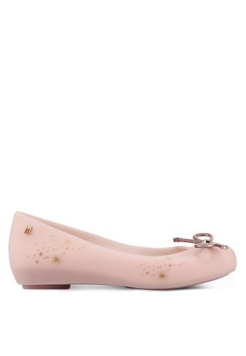 Melissa 粉紅色 Melissa Ultragirl Elements Ad 平底鞋 69BD0SH2625A21GS_1
