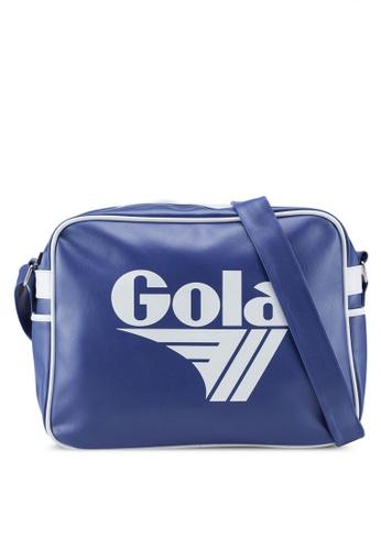 Gola white and blue Redford Bag 66567AC37545C3GS_1