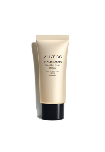Shiseido beige Synchro Skin Tinted Gel Cream Light FD874BEB180BB6GS_1