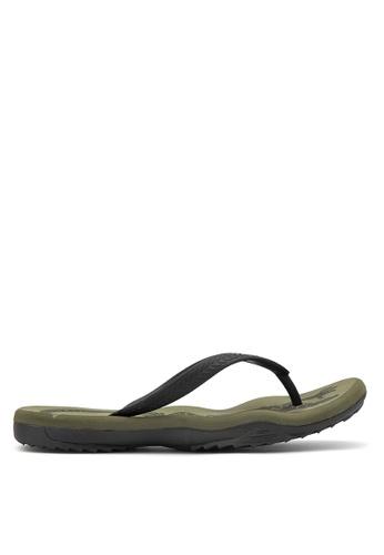 Krooberg green Contour 3 Sandals & Flip Flops KR692SH92VLRPH_1