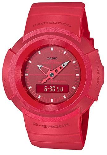 G-Shock red G-Shock Men AW-500BB-4E Red 80B3DAC6E54208GS_1
