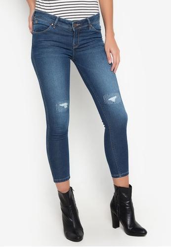 Wrangler blue Cool Jade Jeans WR067AA21EDYPH_1