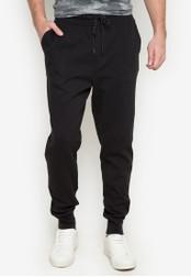 Joe Fresh black Active Jogger Pants JO088AA0J2KTPH_1
