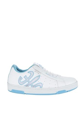 Royal Elastics 白色 and 藍色 Hydra 休閒鞋 RO796SH099JOTW_1